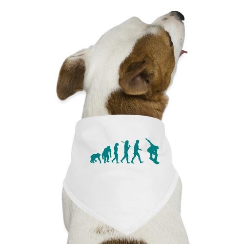 evolution_of_snowboarding - Honden-bandana