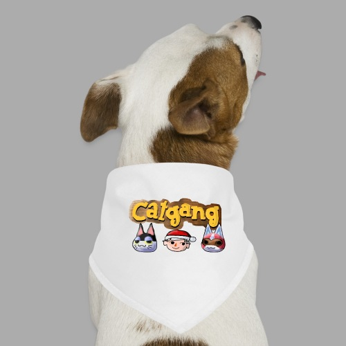 Animal Crossing CatGang - Hunde-Bandana