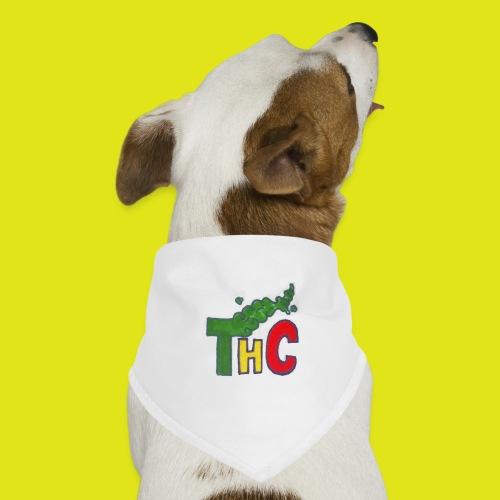 THC logo one - Bandana per cani
