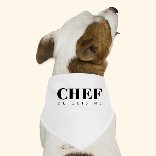 BOSS de cuisine - logotype - Dog Bandana