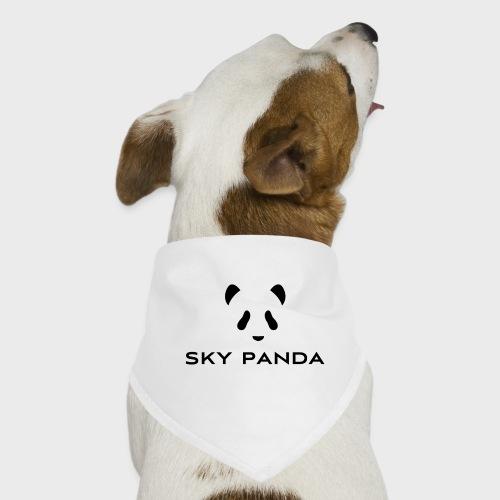 Sky Panda Logo - Hunde-Bandana
