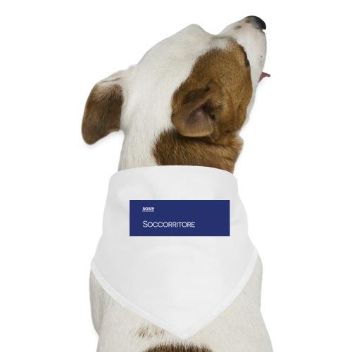 Cover Soccorritore - Bandana per cani