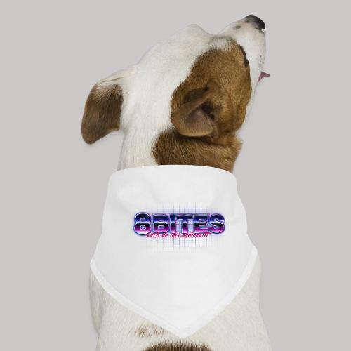 8Bites retro - Dog Bandana