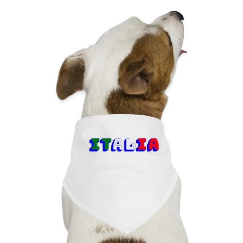 Italia - Bandana per cani