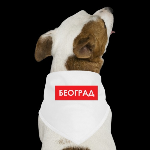 Beograd - Utoka - Hunde-Bandana