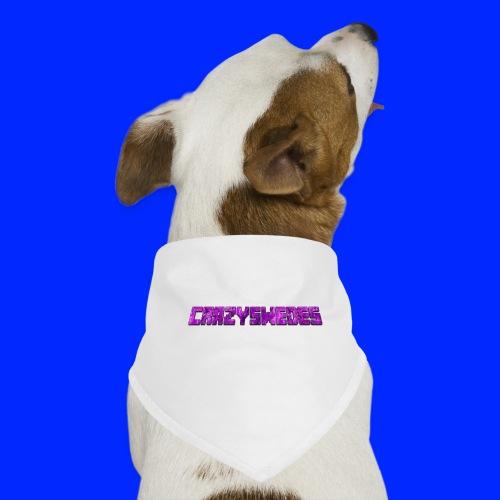CrazySwedes PurpleThunder - Hundsnusnäsduk
