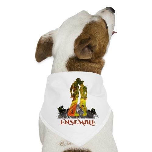 Ensemble -by- T-shirt chic et choc - Bandana pour chien
