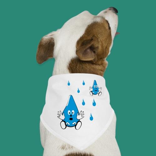 Tropfen - Hunde-Bandana