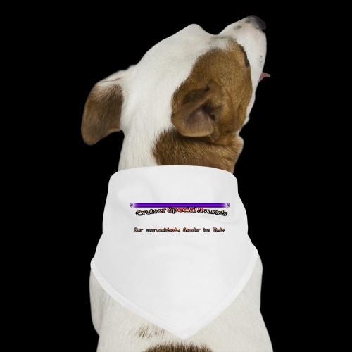 cssder - Hunde-Bandana