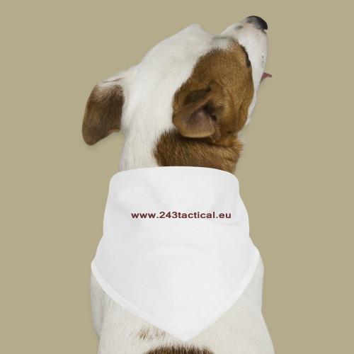 .243 Tactical Website - Honden-bandana