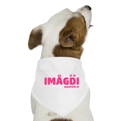 supatrüfö IMOGDI - Hunde-Bandana