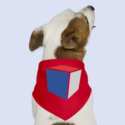 Cube Minimaliste - Bandana pour chien