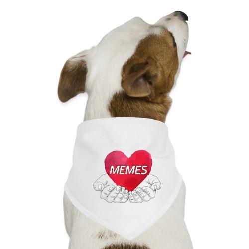 Love Memes - Dog Bandana
