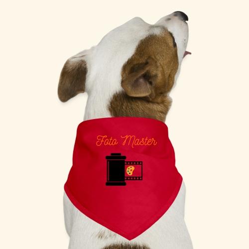 Foto Master 2nd - Bandana til din hund