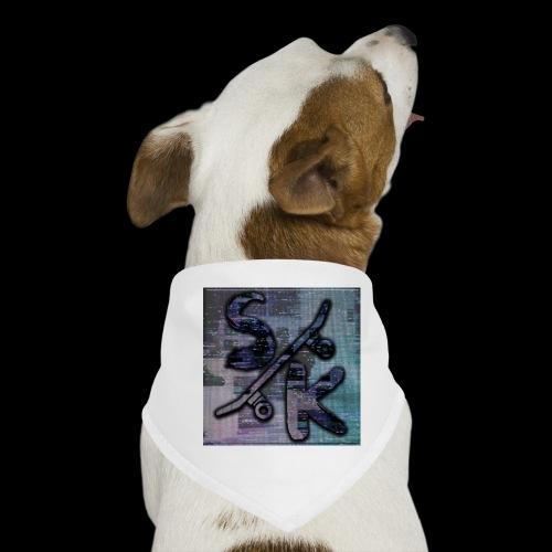 skate - Honden-bandana