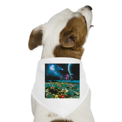 Child of the cosmos - Hunde-bandana
