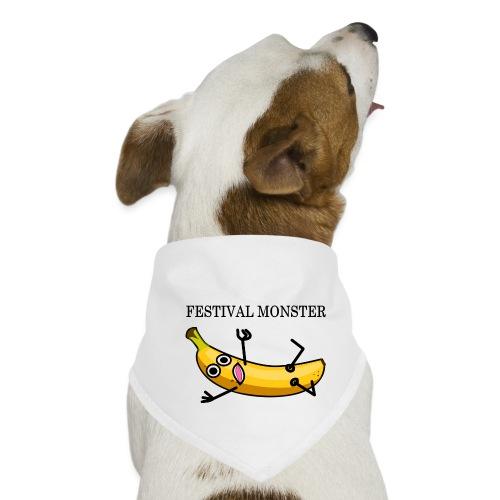 Festival Banane - Hunde-Bandana