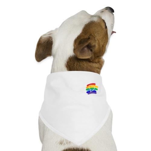 Love color - Pañuelo bandana para perro