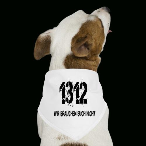 1312 BOSS - Hunde-Bandana