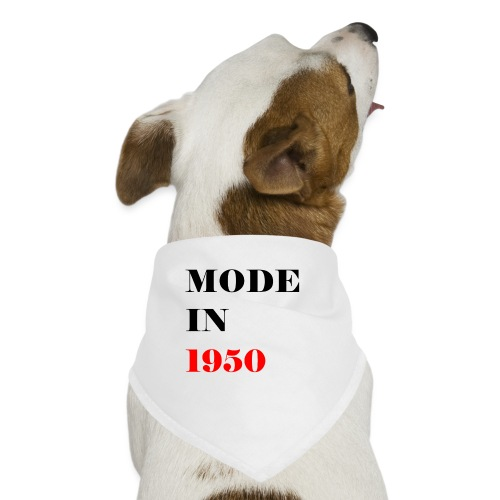 MODE IN 150 - Dog Bandana