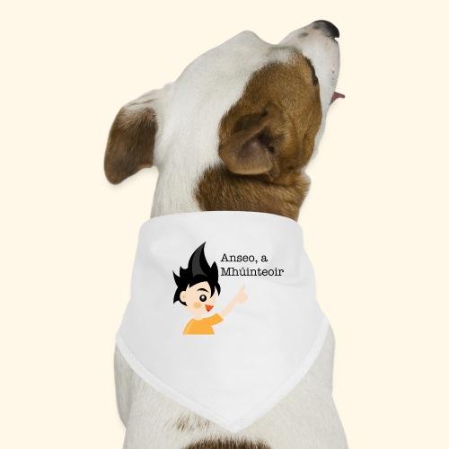 anseo, a mhúinteoir - Dog Bandana