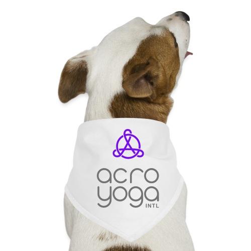 AcroYoga International Logo - Dog Bandana