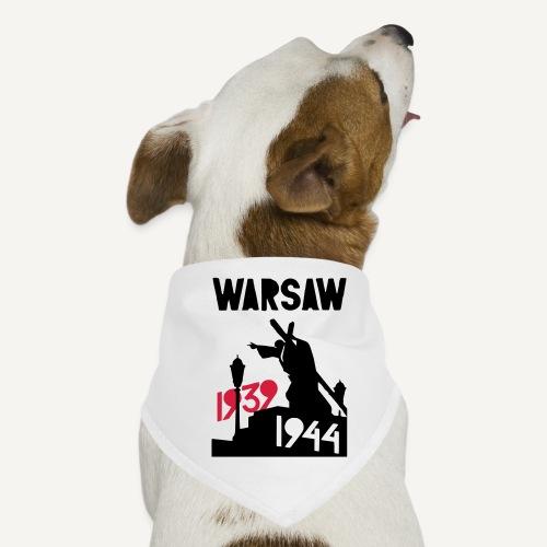 Warsaw 1939-1944 - Bandana dla psa