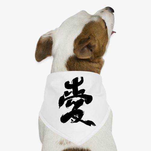 Japanese Kanji - Bandana per cani