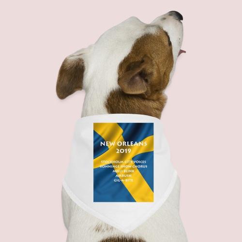 NewOrelans - Hundsnusnäsduk