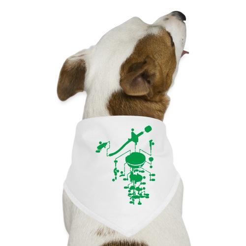 tonearm05 - Honden-bandana
