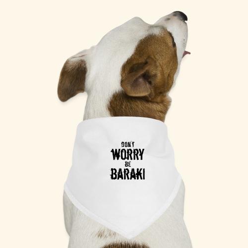 Be Baraki (Noir) - Bandana pour chien