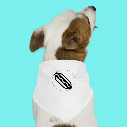 Hotdog logo - Bandana til din hund