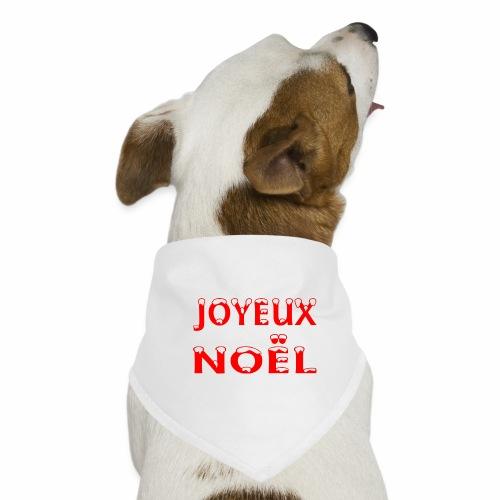 Joyeux Noël - Dog Bandana