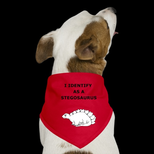 Stegosaurus - Dog Bandana