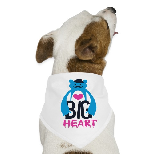 Big Heart Monster Hugs - Dog Bandana