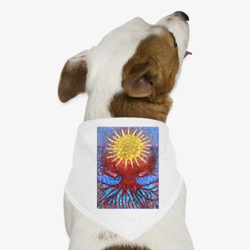 Niebiańskie Drzewo - Bandana dla psa