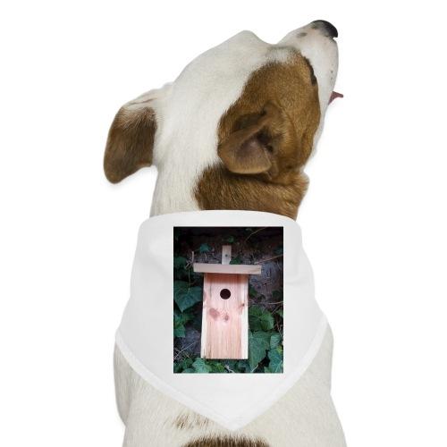 Der Nistkasten - Luxus für den Garten-Vogel - Hunde-Bandana
