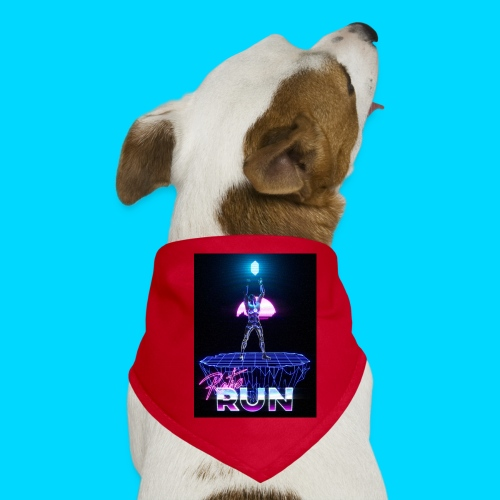 Retro Run merch #2 - Dog Bandana