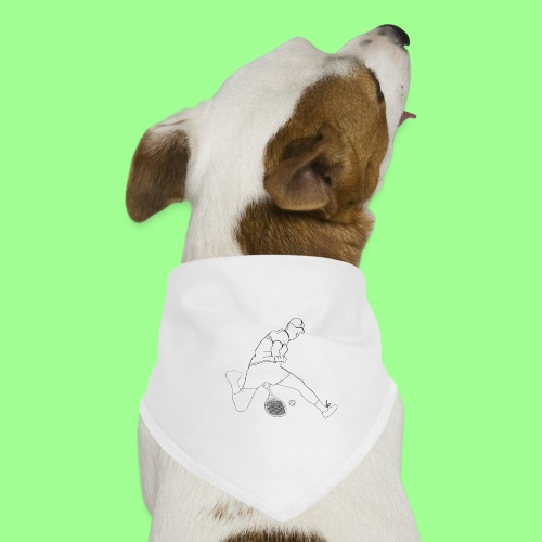 HOTDOG - Bandana dla psa