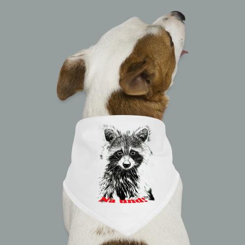 Waschbärbaby - Hunde-Bandana
