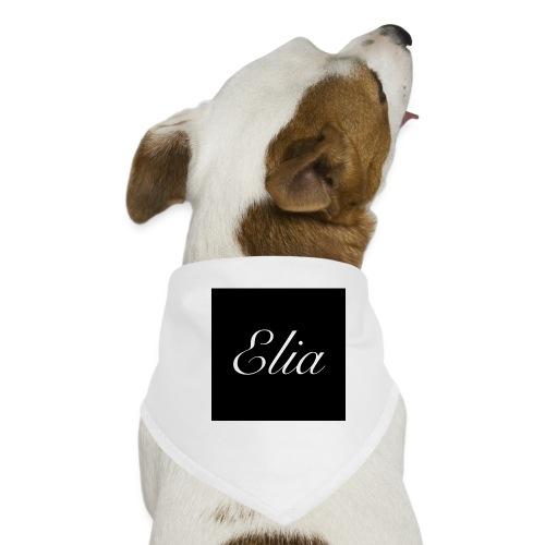 ELIA (Black and white) - Hunde-Bandana