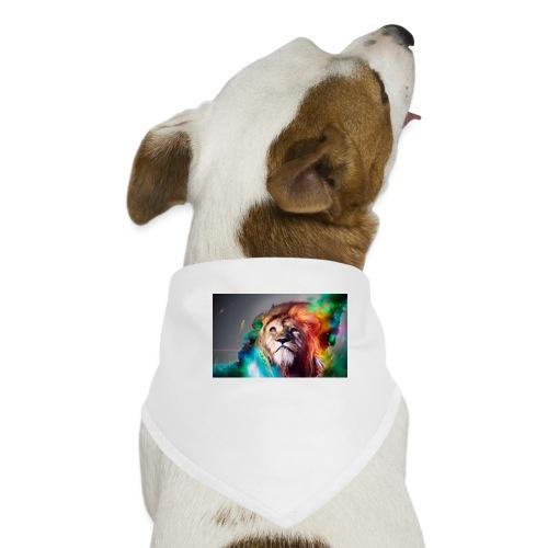 hero lion - Bandana pour chien