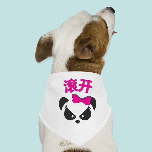 Sweary Panda - Dog Bandana
