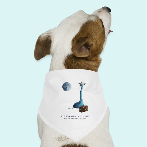 Dreaming Blue - Dog Bandana