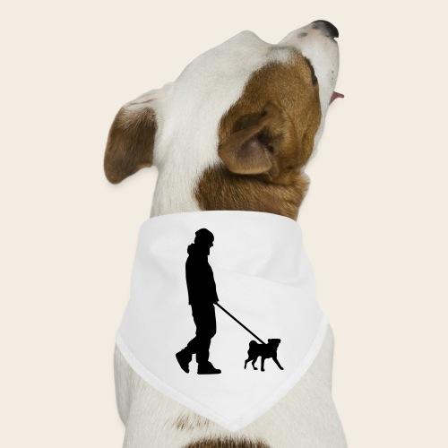 pugwalk4 - Hunde-Bandana