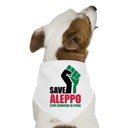 SAVE ALEPPO - Dog Bandana