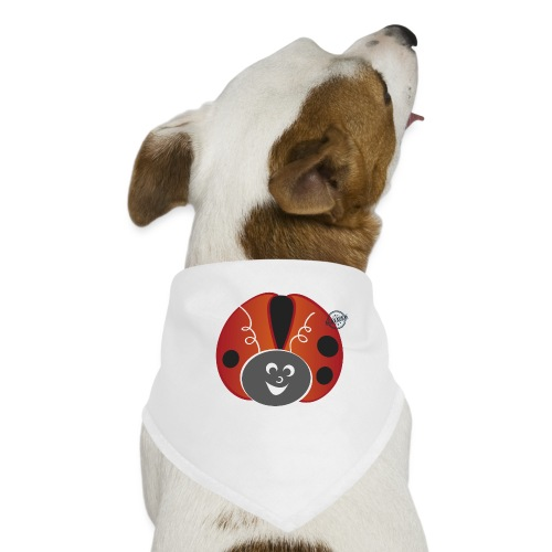 Ladybug - Symbols of Happiness - Dog Bandana