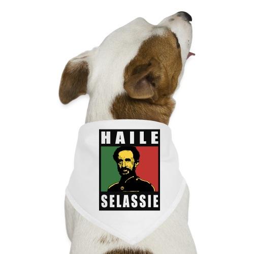 Haile Selassie - Rastafari - Reggae - Rasta - Hunde-Bandana
