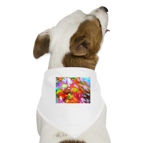 abstract 1 - Dog Bandana