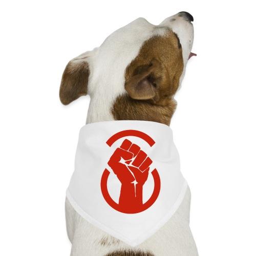 Raised fist - Dog Bandana